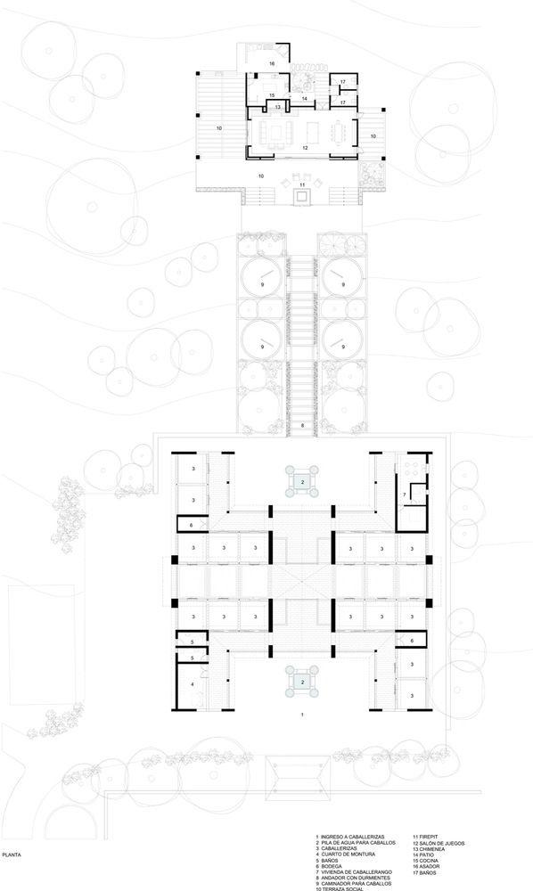 Galería de Rancho La Stella / AE Arquitectos - 17