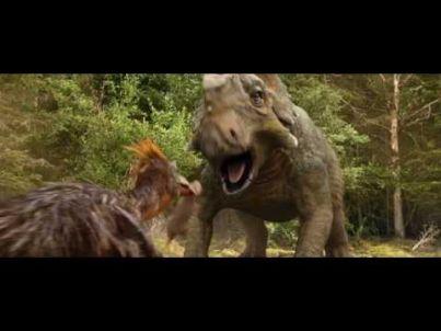 A spasso con i dinosauri - #trailer Ufficiale in HD . Al #cinema #prossimamente #film #film3D #cinetimeit
