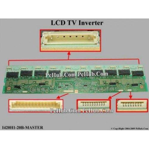 INVERTER FOR HITACHIL42VP01U STERLING 42F1080P 42' LCD TV I420H1-20B-MASTER