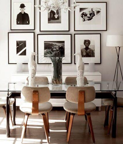 Inspiration : 10 Beautiful Dining Rooms