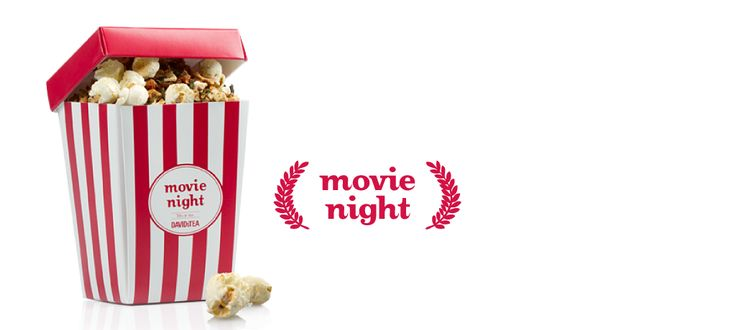 Movie Night by DavidsTea Don't like.  You can taste the popcorn/buttery flavor, and the apple.  It was just not for me.