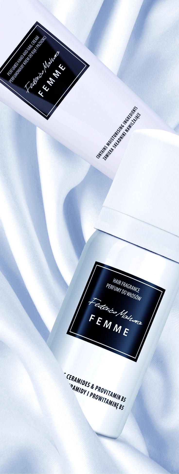 Σειρά περιποίησης σώματος Federico Mahora γυναικεία, για καθημερινή απαλότητα με ευχάριστο άρωμα.