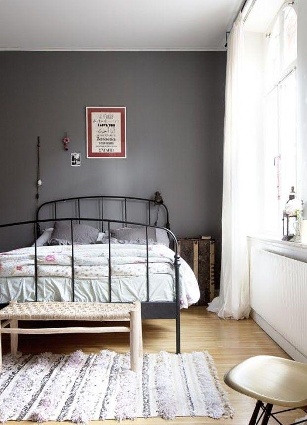 25+ melhores ideias sobre Quartos Cinzas no Pinterest  Paredes do quarto cin