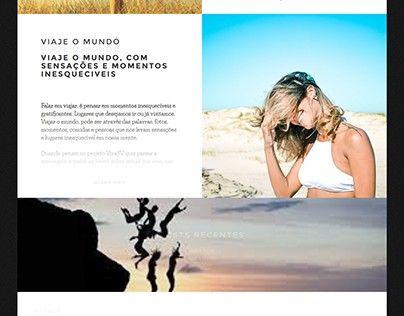 "Check out new work on my @Behance portfolio: ""Modelo de WebSite"" http://be.net/gallery/43276153/Modelo-de-WebSite"