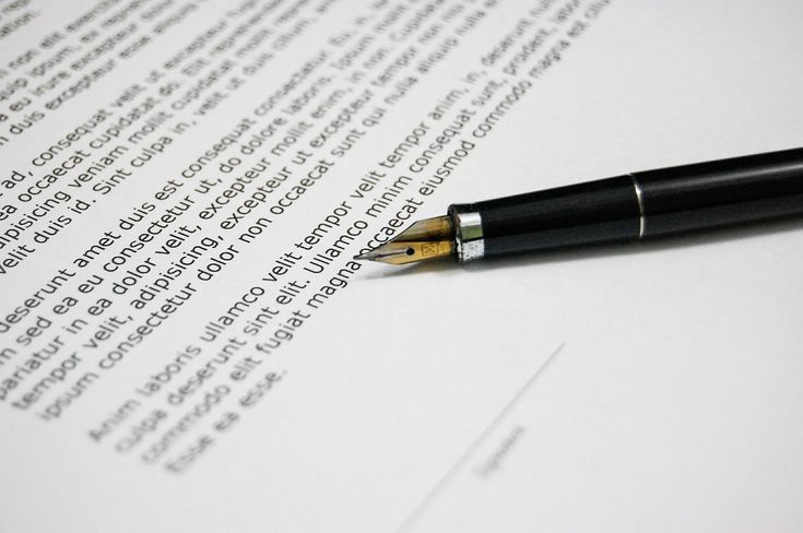 10 Documents that must be included on every construction contract - writing contract agreements