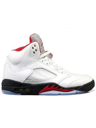 Nike Air Max LTD Running Shoes White Grey Fire Red /Nike Jordan [ N676]