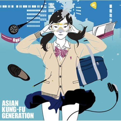 Asian Kungfu Generation After Dark 15
