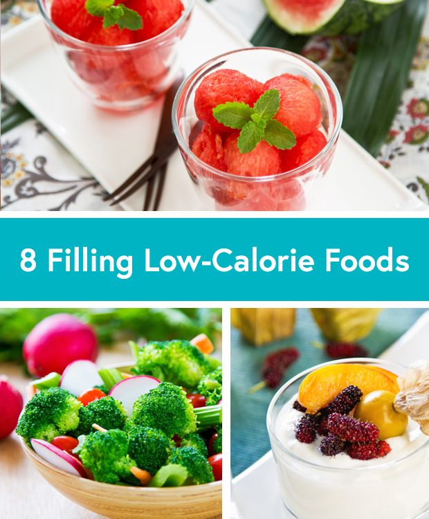 8 Healthy and Low Calorie Foods That Fill You Up #clean #fitness #weightloss