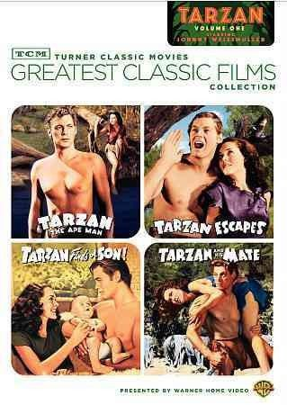 TCM GREATEST:WEISSMULLER TARZAN VOL 1