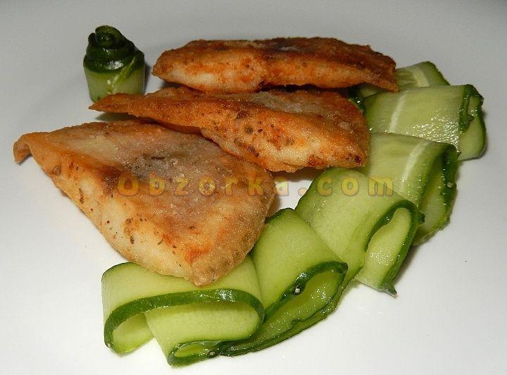 Тилапия жареная - для тех, кто любит рыбу без костей