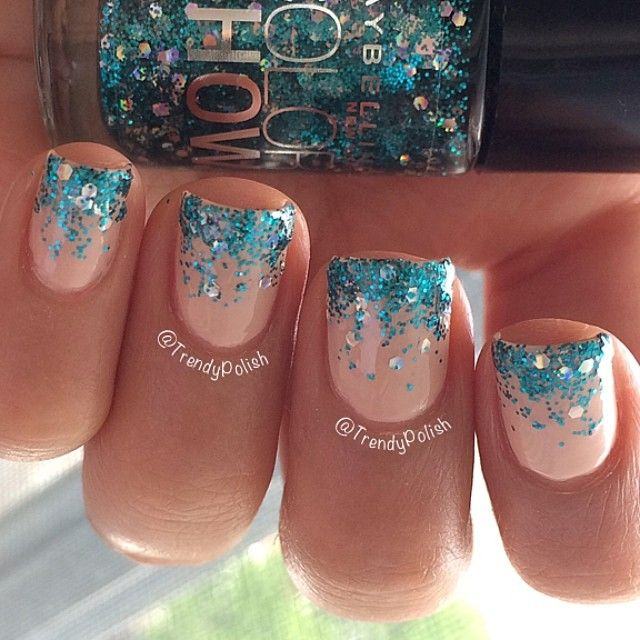 Color Show Jewels in 'Emerald City' #manimonday