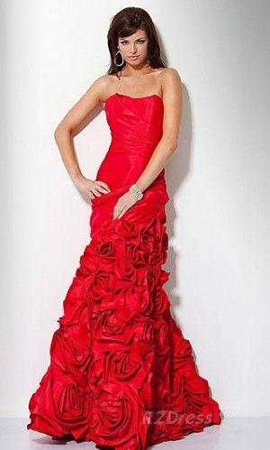 Spanish style formal dresses