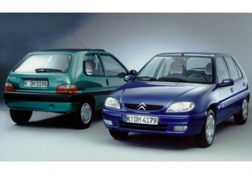 Citroen Saxo – loved this car, we had a brand new red one – Danielle Budden