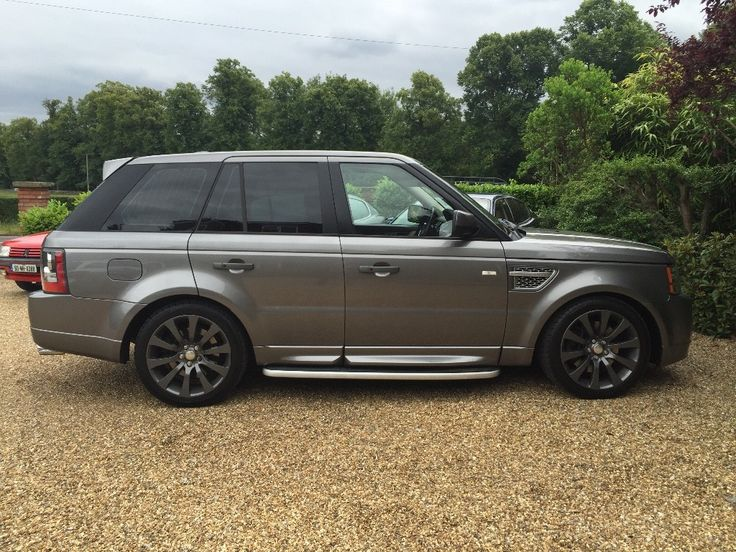 "£26,990 - Land Rover Range Rover Sport 4X4 2011 61000 miles - 2011 Model,Presented In Stornaway Grey Pearl,Fully Colour Coded,Full Factory Fit AUTOBIOGRAPHY BODY STYLING,20"" Autobiography Alloys In Graphite Grey,Factory Fit Side Steps,Rear Roof Spoiler,Autobiography Grilles Badges,Special Order Interior Trim,Ebony Leather With Ivory White Leather Inlays With Ivory White Stitch Throughout,Extended Leather Package,Fully Electric Memory Seats,Electric Bolsters,Heated Seats Front & Rear,..."