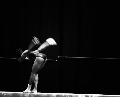 Gabby Douglas, USA   Community Post: 25 GIFs That Prove Women's Gymnastics Is The Work Of Superhumans