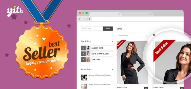 YITH WooCommerce Best Sellers Premium 1.0.7, Woocrack.com – YITH WooCommerce Best Sellers Premium is a WooCommerce Extensionsdeveloped by YITHEMES. YITH WooCommerce Best Sellers Premium allows you to