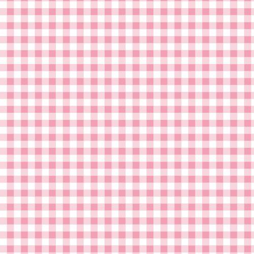 Fondo con cuadros vichy rosa pastel