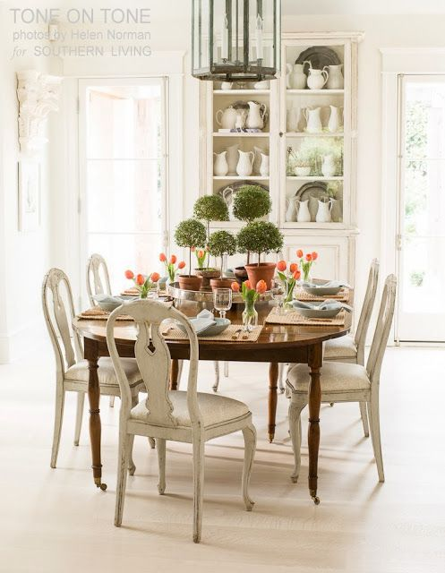 southern living magazine fine dining dining tables dining rooms