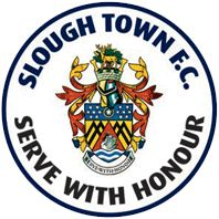 1893, Slough Town F.C. (England) #SloughTownFC #England #UnitedKingdom (L16554)
