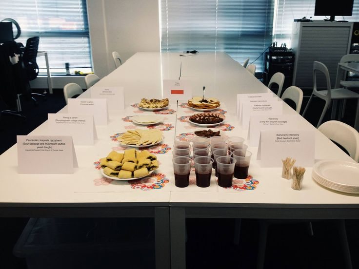 The first and best ever Cultural Friday we have in 2015!  Thank you Paula for making our first working day in the new year soooo special and delicious!
