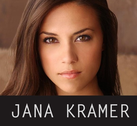 Jana Kramer - saw her in Tampa at the outdoor stage at the Brad Paisley concert.