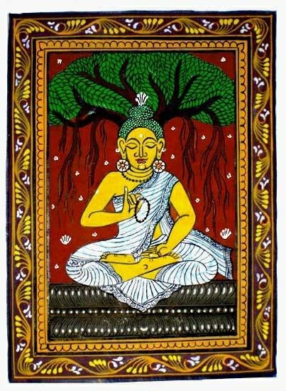 Buddha...Patachitra(painting)