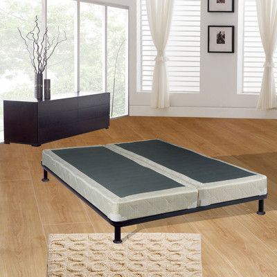 Spinal Solution Split, Low Profile Box Spring, Full XL Height: Low Profile
