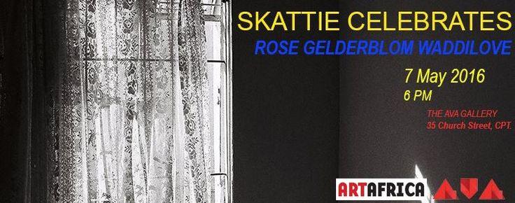 'Skattie Celebrates' presents Rose Gelderblom Waddilove