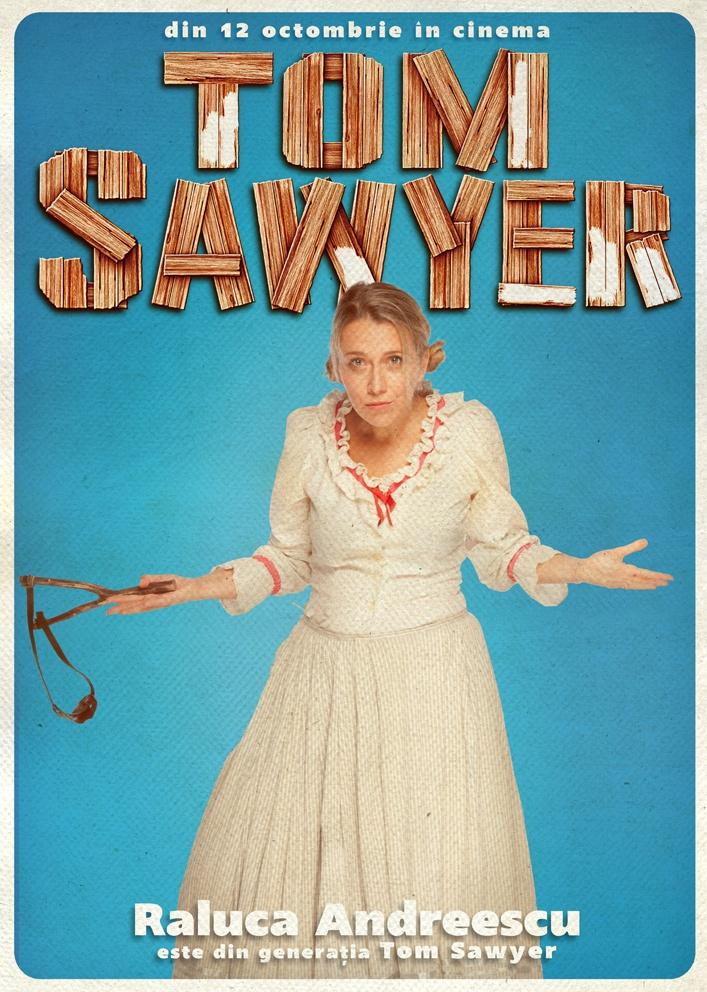 Raluca Andreescu este din Generatia Tom Sawyer!