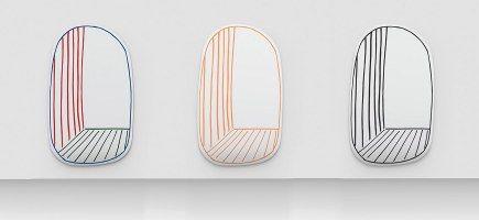 New Perspective Mirror | Bonaldo