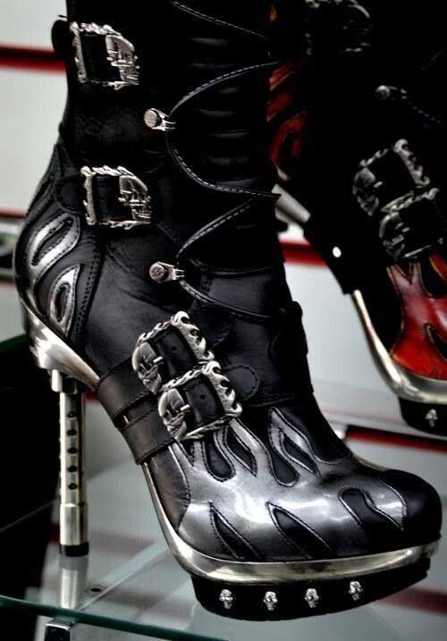 Kick Ass Boots 48
