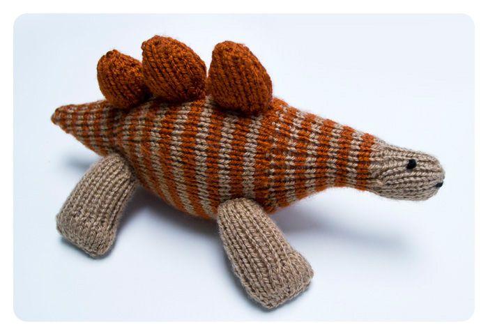 Deramores Knitting Patterns : Free dino knitting patterns http://au.deramores.com Knitting Pinterest ...