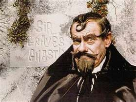 Sir Graves Ghastly-the king of campy horror on a Saturday afternoon.
