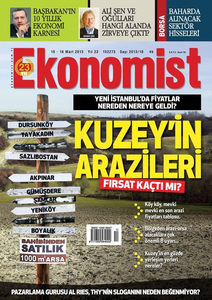 Ekonomist Dergisi, 10 - 16 Mart sayısı yayında! Hemen okumak için: http://www.dijimecmua.com/ekonomist/