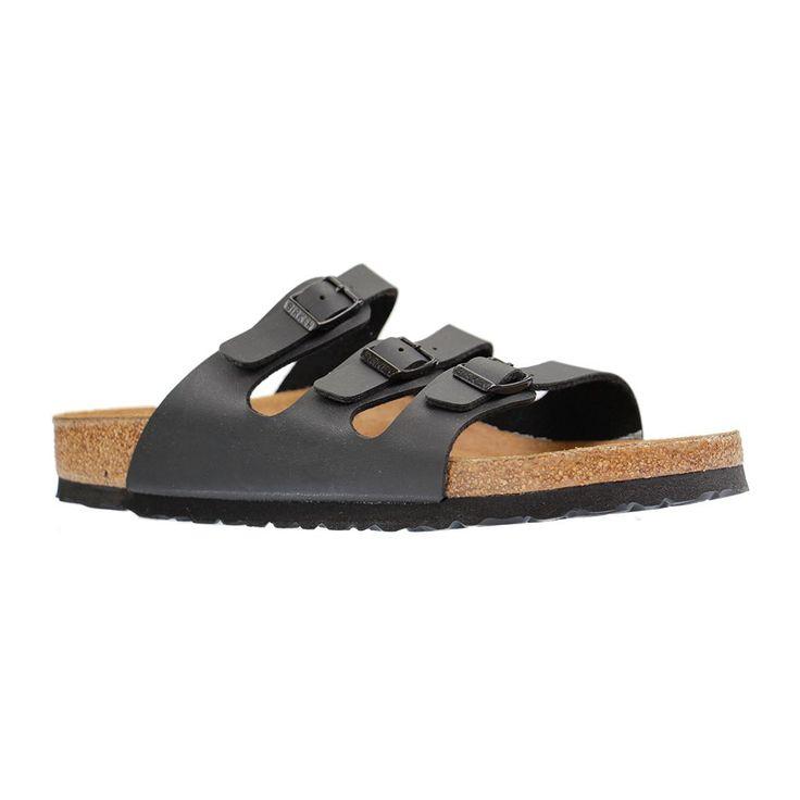 BIRKENSTOCK - Florida - Damen Schwarz Schuhe in Übergrößen. Wir führen Birkenstock Schuhe in Übergröße. Damen Birkenstock in Größen 42,43,44,45, 45 - Herren Birkenstock in Größe 46,47,48. Große Damen und Herren Schuhe von Birkenstock. Schuhe in großen Größen. SchuhXL - Schuhe Übergrössen. XXL Im Webshop unter http://www.schuhxl.de/marken/birkenstock/ und ebenso alle Artikel  im Fachgeschäft f. große Schuhe - Impressionen http://www.schuhxl.de/content/oeffnungszeiten-und-anfahrt/