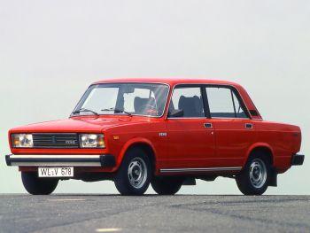 Lada Nova '1981–97  Под таким названием ВАЗ 2105 продавался на рынке Германии.