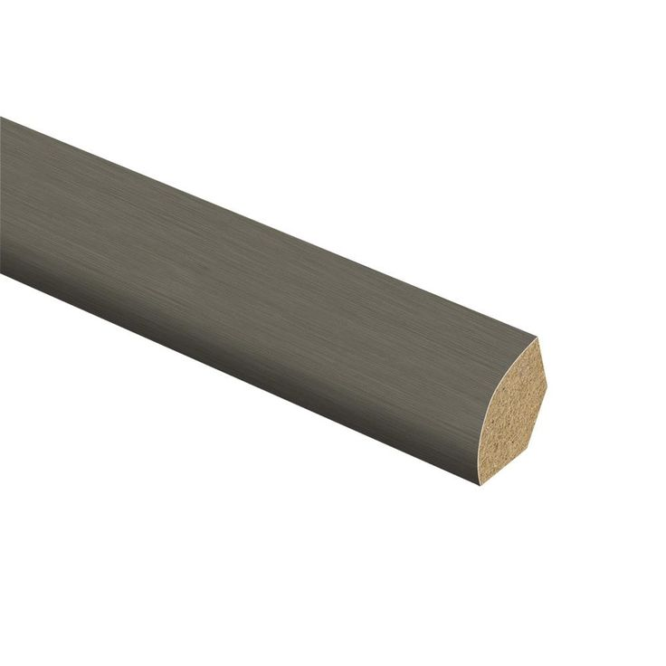 Mojave Lancaster 5/8 in. Thick x 3/4 in. Wide x 94 in. Length Vinyl Quarter Round Molding