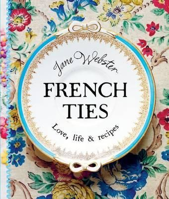 "Extraordinary recipes to make you look like the  perfect hostess - Chicken and chive finger sandwiches or Heart puffs from ""French Ties"" by Jane Webster. Also the best read. #entertaining #friends #home #fun"