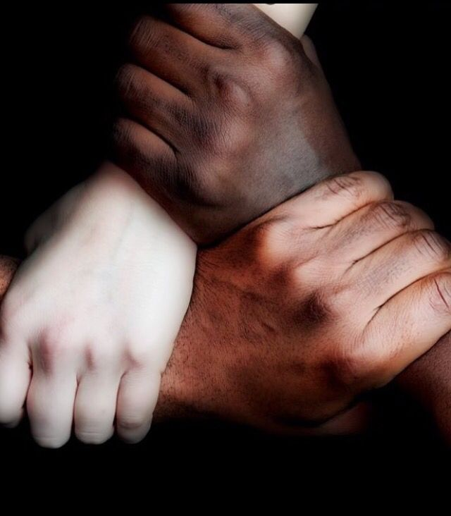 REJECT Bigotry/Racism/Hate!! WE MUST!!!