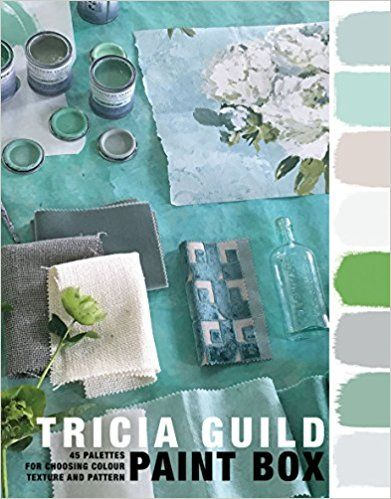 Tricia Guild Paint Box: Amazon.co.uk: Tricia Guild: 9781787130852: Books