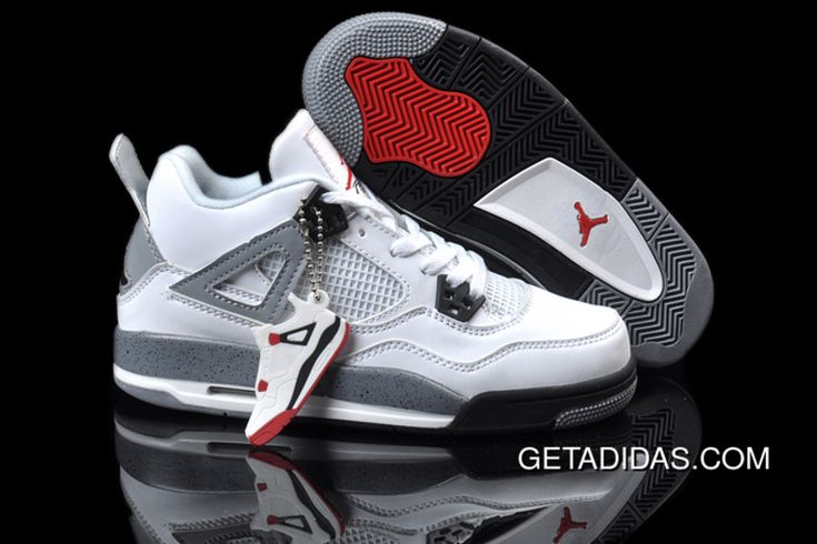 http://www.getadidas.com/air-jordan-4-womens-white-cement-topdeals.html AIR JORDAN 4 WOMENS WHITE CEMENT TOPDEALS Only $78.93 , Free Shipping!