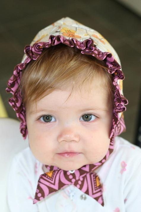 46 best DIY Baby Bonnet images on Pinterest | Babymützen, Beanie ...