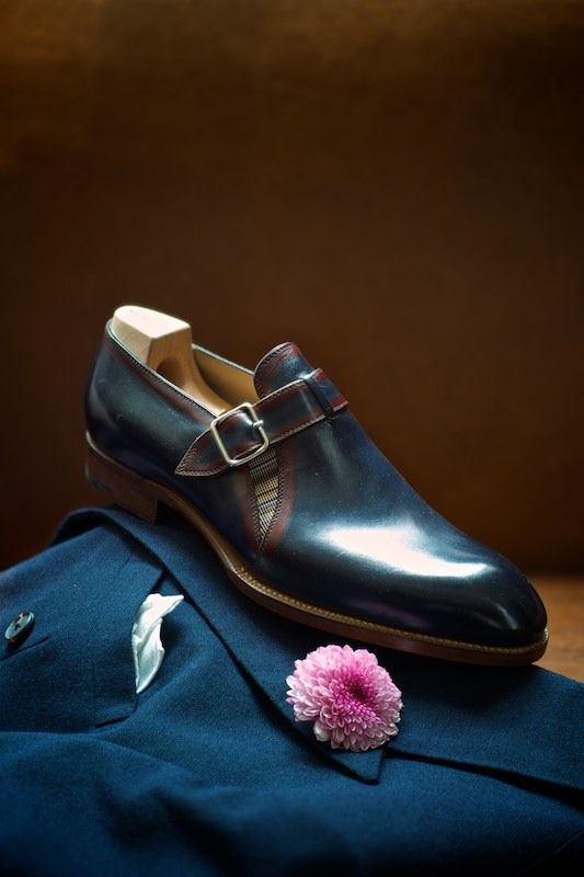 The 568 loafer  Made to Measure at The Armoury