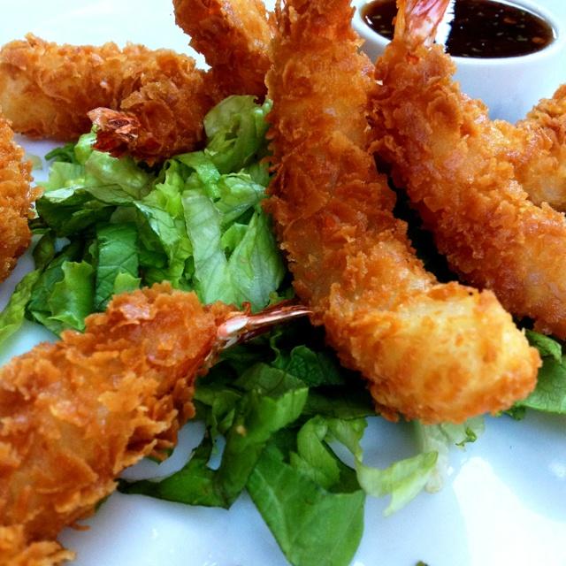 Shrimp at Milestones