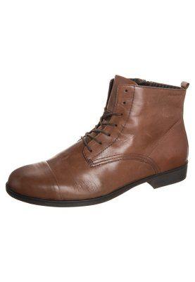 CODE - Snørestøvletter - brun