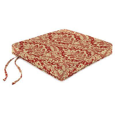 Charlton Home Indoor Chair Cushion Fabric: Donnington Crimson - The 25+ Best Indoor Chair Cushions Ideas On Pinterest Outdoor