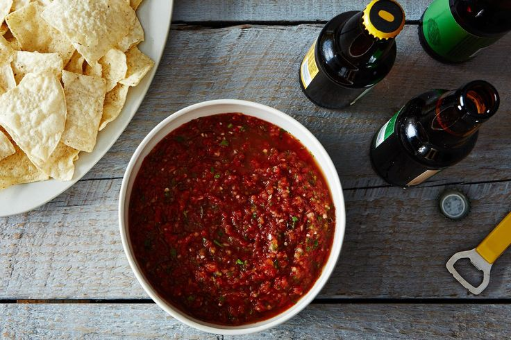 Homemade salsa shouldn't be constrained to tomato season -- here's how to make it with year-round staples.