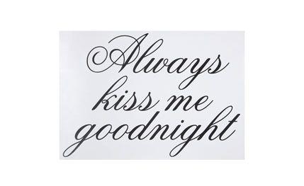 KISS Wallsticker
