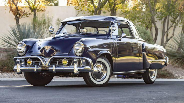 1952 Studebaker Commander State Series | F3 | Kansas City 2018