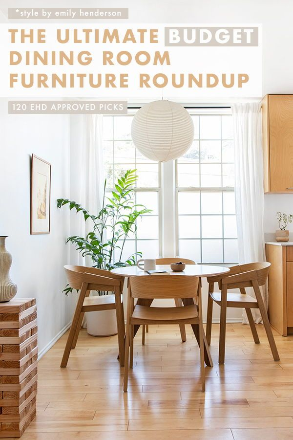 120 Budget Furniture Picks for An Affordable But Stylish ...